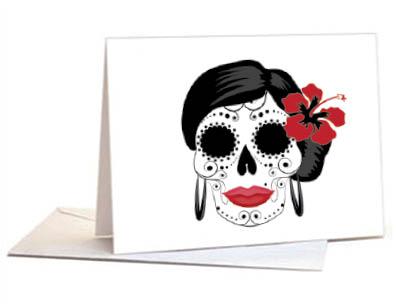 tarjetas-invitaciones-La-Catrina-day-of-the-dead-cards-tarjetas-dia-de-los-muertos
